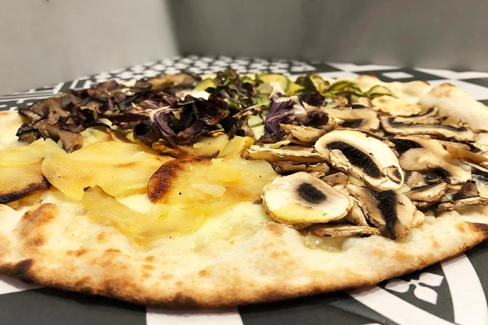 Pizzeria la Lievita pizza a domicilio e da asporto contadina