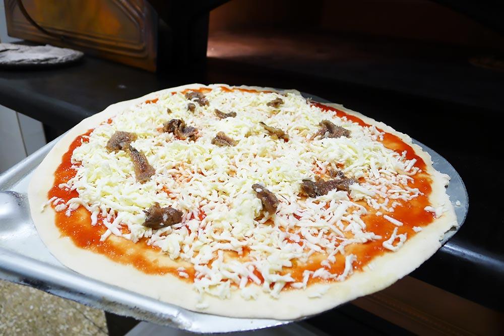 Pizzeria la Lievita pizza a domicilio e da asporto napoli pronta