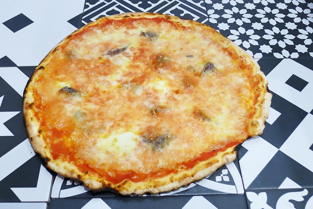 Pizzeria la Lievita pizza a domicilio e da asporto napoli