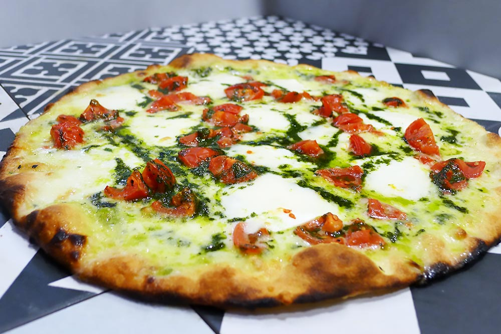 Pizzeria la Lievita pizza a domicilio e da asporto bufala e pomo