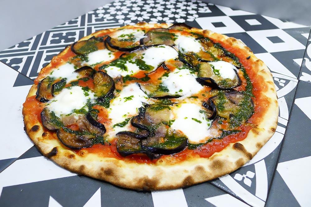 Pizzeria la Lievita pizza a domicilio e da asporto parmigiana