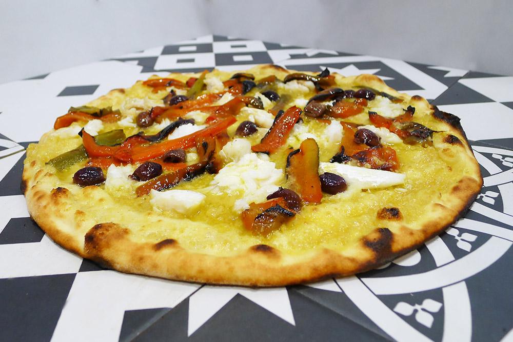 Pizzeria la Lievita pizza a domicilio e da asporto ceci e baccalà