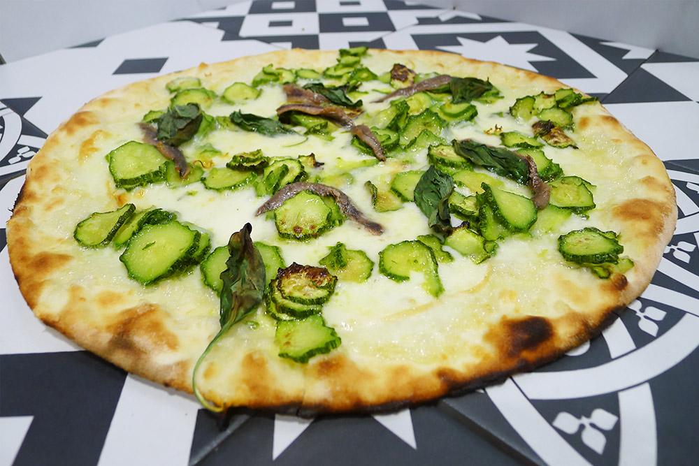 Pizzeria la Lievita pizza a domicilio e da asporto scapece al limone