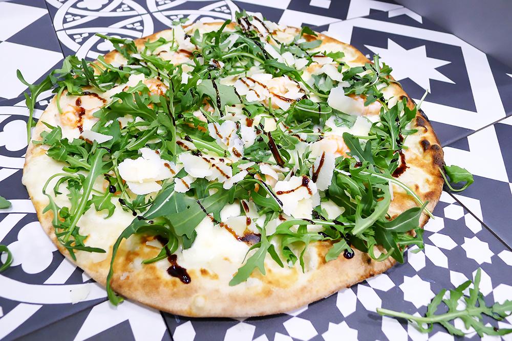 Pizzeria la Lievita pizza a domicilio e da asporto gamberetti